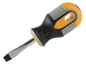 Roughneck Flared Screwdriver 6 x 8mm Stubby