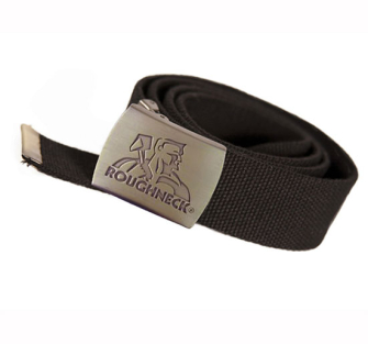Roughneck Clothing Black Woven Belt - 95 800 Belt Trouser