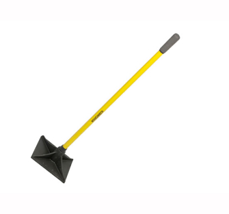 Roughneck Earth Rammers (Tamper) - Fibre Glass Handles - 10in