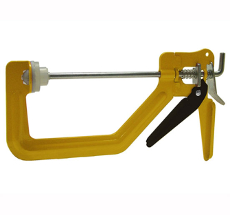 Roughneck One Handed Turbo Clamp 15cm / 6in - 150mm 6in