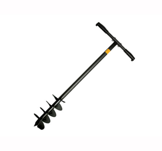 Roughneck Post Hole Digger - Auger Type - Auger Type