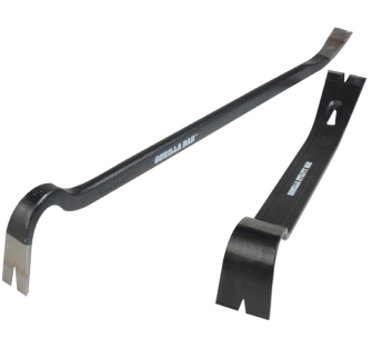 Roughneck XMS18GORBAR2 Gorilla Bar Twin Pack 15in & 22in