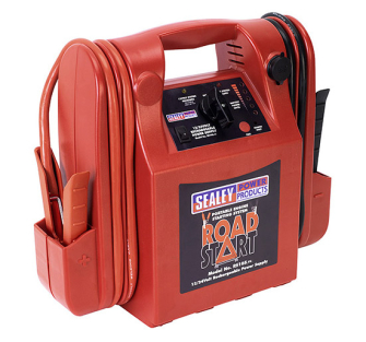 Sealey RS105 RoadStart Emergency Power Pack 12/24V 3200/1600 Peak