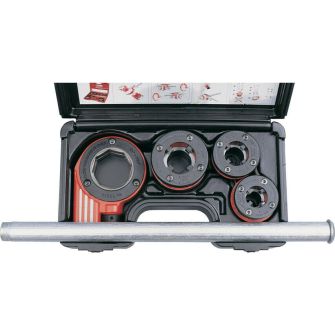"""Rothenberger Super Cut Ratchet Pipe Threader 1/2 to 1"""" - 7.0780"""