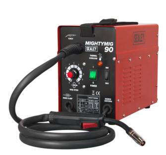 Sealey MIGHTYMIG90 Professional No-Gas MIG Welder - MIGHTYMIG100