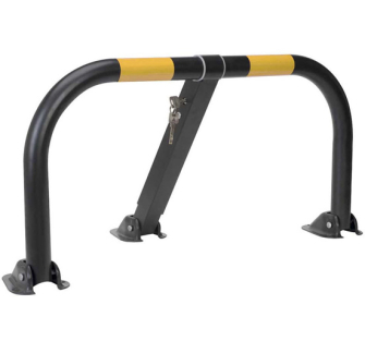 Sealey PB298 3-Legged Parking Barrier with Integral Lock