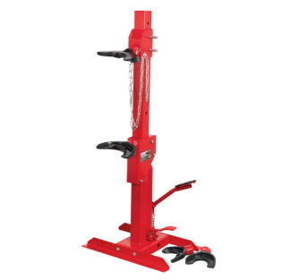 Sealey RE231 Coil Spring Compressing Station Hydraulic 1500kg Cap