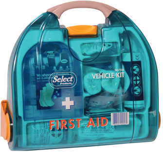 Premium Van and Site First Aid Kit - Size