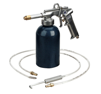 Sealey SG18 Air Operated Wax Injector Kit - Coating/Wax Injector