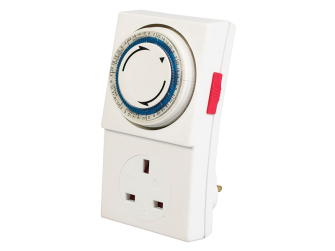 SMJ Basix Mechanical Plug in Timers - Electrical Timer