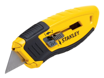 Stanley Control-Grip Retractable Utility Knife