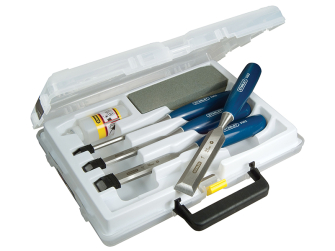 Stanley 4 Piece Chisel Set