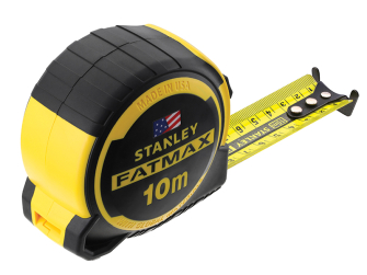 Stanley FatMax Next Generation Tape 10m (Width 32mm) (Metric only)