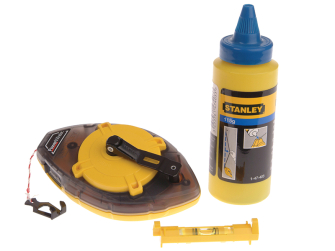 Stanley Power Winder Chalk Line 30 Metre