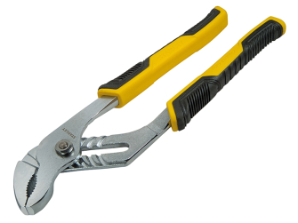 Stanley Groove Joint Pliers Control Grip 250mm