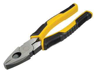 Stanley ControlGrip Combination Plier 180mm (7in)