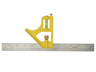 Stanley Die Cast Combination Square 300mm (12in)  - 300mm