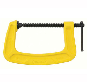Stanley Bailey G Clamps - 200mm 8in