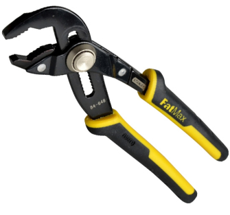 Stanley FatMax Groove Joint Pliers 51mm Capacity 250mm - XMS15GRO