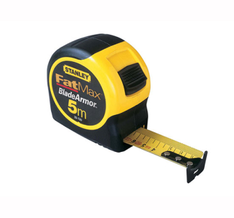 Stanley FatMax Tape Blade Armor 5m - 5m Tape