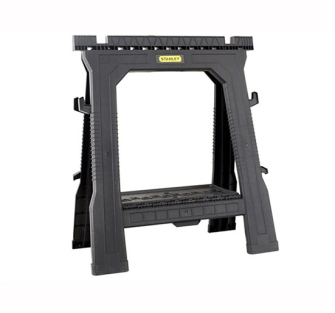 Stanley Folding Sawhorse Twin Pack - Twin Pack