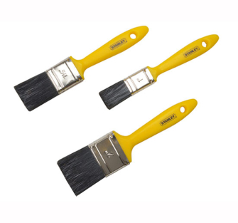 Stanley Hobby Paint Brushes