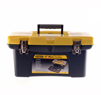Stanley Jumbo Toolboxes & Trays - 19in