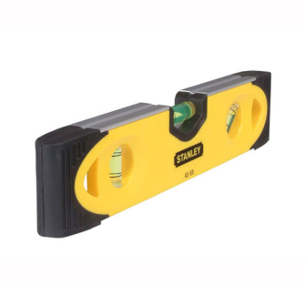 Stanley Shock-proof Torpedo Level Magnetic 23cm - 23cm
