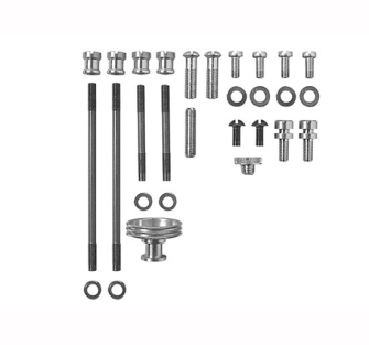 Stanley Spares Kit 3 Bailey Plane Screws & Nuts - Plane Accessory
