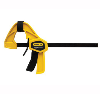 Stanley Trigger Clamps - Medium 150mm 6in