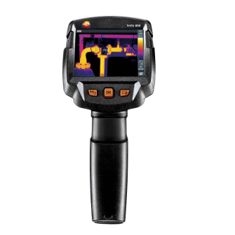 Testo 868 Thermal Imaging Camera - 160 x 120 pixels With App