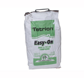 Tetrion Fillers Easy On Filling & Jointing Compound 5 kg Sack - S