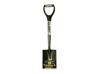 Roughneck Micro Shovel - Square Point