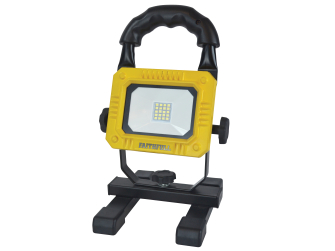 Faithfull Power Plus 10W Rechargeable Worklight with Magnetic Base
