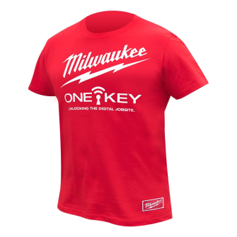 Milwaukee One Key T-Shirt Sizes Available - M, L and XL