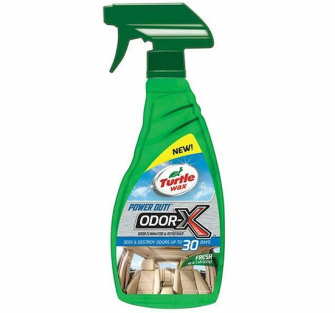 Turtle Wax 52744 Power Out! Odor-X Car Odour Eliminator - 500ml