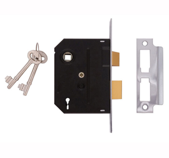 UNION 2 Lever Mortice Sash Locks - 2295