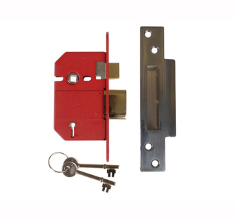 UNION 5 Lever Strongbolt Mortice Sash Locks - 2200S
