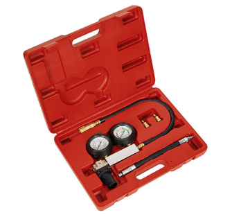 Sealey VSE2020 Cylinder Leakage Tester 2-Gauge - Engine