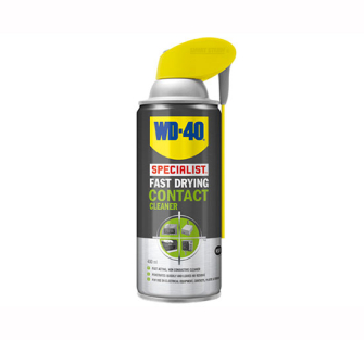 WD40 Specialist Contact Cleaner Aerosol 400ml - 400ml