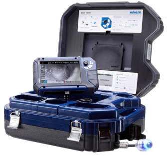 Wohler VIS700 HD Drain Video Inspection System