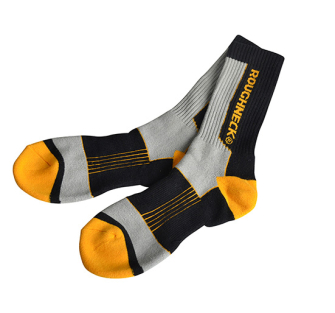 Roughneck Compression Work Boot Socks - Twin Pac