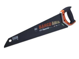 Bahco 2600-22-XT-HP Superior Handsaw 550mm (22in) 9 TPI - XMS19SA
