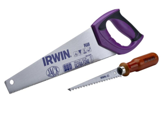 IRWIN 990 Toolbox Saw 335mm (13in) with Jabsaw - XMS19TSAWJAB Rea