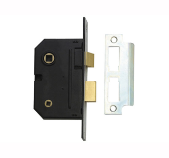 Yale Locks 2 Lever Bathroom Sash Locks - PM236