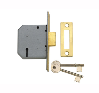 Yale Locks 3 Lever Mortice Dead Locks - PM322