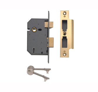 Yale Locks 5 Level Mortice Sash Locks - PM550