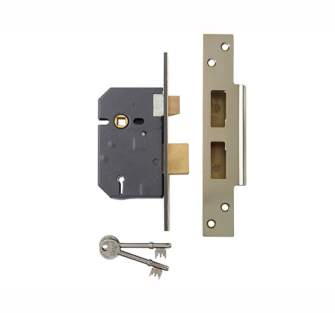 Yale Locks 5 Lever Mortice Sash Locks - PM560