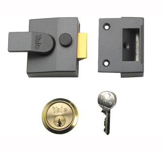 Yale Locks 84 Standard Nightlatches 60mm Backset