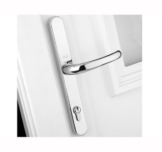 Yale Locks PVCu Retro Door Handles